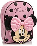 Disney Minnie Mouse Backpack (Pink/ Black)