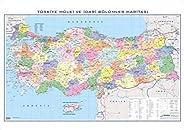 Gürbüz Yayınları 21023 Türkiye Siyasi 70 X 100