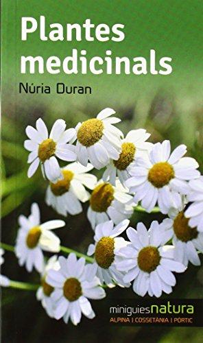 Plantes Medicinals (Miniguies de natura) por Núria Duran