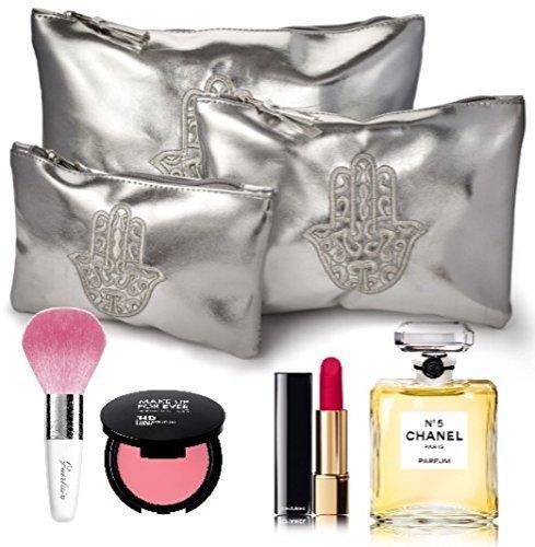 lot-de-3-pochettes-make-up-orientales-en-simili-cuir-trousse-de-toilette-femme-sac-pochette-maquilla