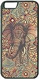 Yanteng Kundenspezifischer Fall für iPhone 7 iPhone 8 (4.7 Zoll) Vintager Elefant