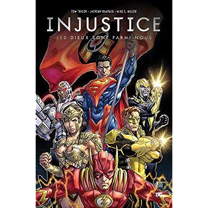 Injustice : Les Dieux sont parmi nous, Tome 11 : Année 5 - 3e partie