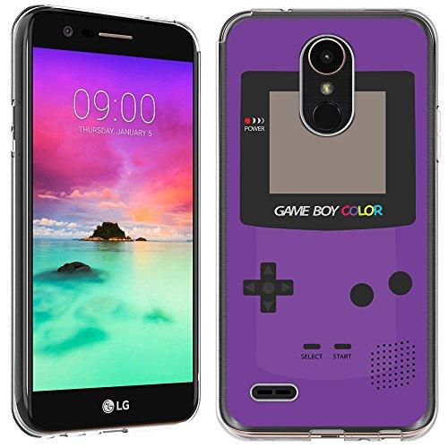 LG Stylo 3Fall-(Crystal Clear) paletteshield Weiche Biegsame TPU Gel Haut Phone Cover (Passgenau LG Stylo 3/Stylus 3) Designs 4, IM412 -