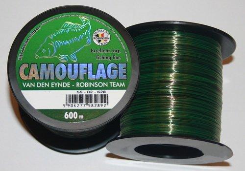 Robinson Camoflage 0,336mm 9,15kg 600m Van Den Eynde Karpfenschnur