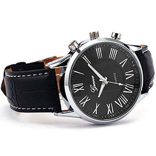 herren-analoge-quarz-armbanduhr-schwarz-watch