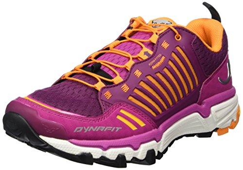 DYNAFIT - Ws Feline Ultra, Scarpe da Trail Running Donna Rosa (Fuchsia/glory)
