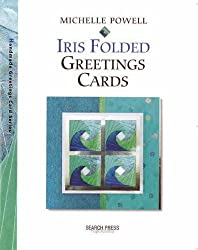 Iris Folded Greeting Cards (Handmade Greeting Cards)