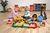 LEGO 9077 Duplo - Circuito de ladrillo (132 piezas)