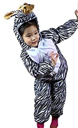 Yasong Children Kids Halloween Fancy Dress Animal Pyjamas Onesie Cosplay Costume