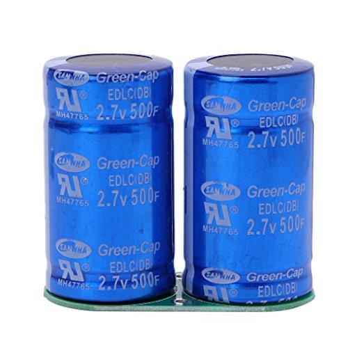 2,7V 500F Super FarahKondensator- Ultralow Modul mit 5,4 V 250F -