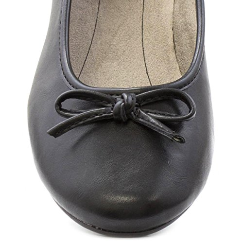 Softline , Ballet femme Noir