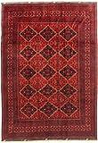 Nain Trading Khal Mohammadi 281x199 Orientteppich Teppich Dunkelbraun/Rost Handgeknüpft Afghanistan