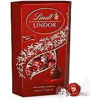 Lindt Lindor Bombones de Chocolate con Leche - Aprox. 26-27 bombones, 337 g