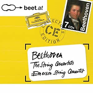 Beethoven: The String Quartets (DG Collectors Edition)