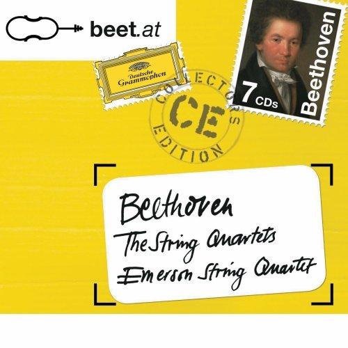 Beethoven: The String Quartets [Gesamtaufnahme]