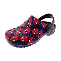 Marvel Spiderman Boys Summer Sandals Clogs
