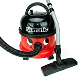 [NOT UK/EU Voltage]Numatic NRV200 Red 110v Commercial Bagged Cylinder Vacuum Cleaner, US Version, Red