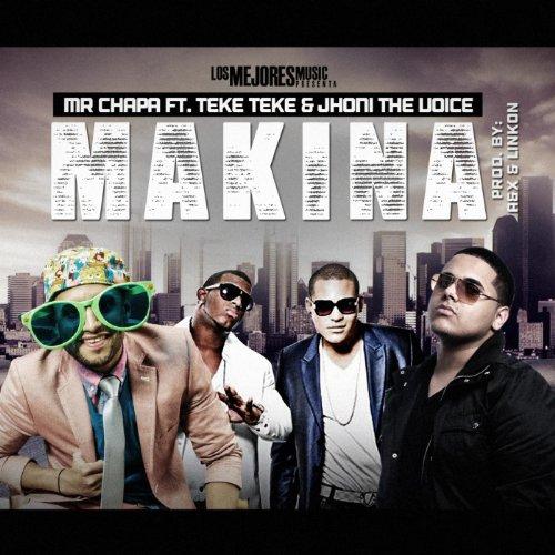 Makina (feat. El Adictivo Sonido Lax)