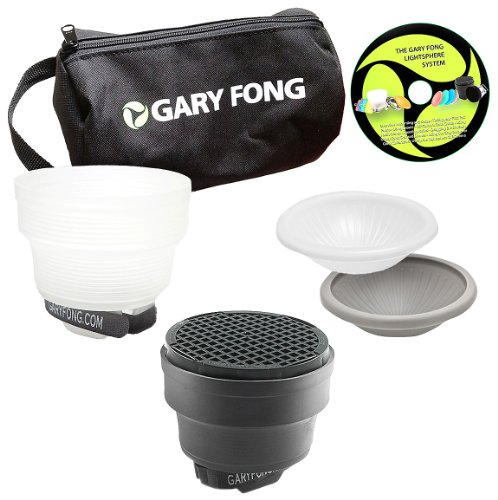 Gary Fong LSC-SM-P Collapsible Portrait Lighting Kit