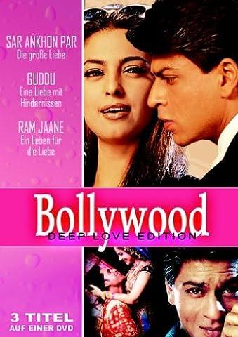 Bollywood Deep Love Edition (Sar Ankhon Par/Guddu-Eine Liebe mit Hindernissen/Ram Jaane - Ein Leben für die (Bollywood Mit Shahrukh Khan)