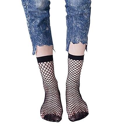 Libella 2er Pack Damen Netz Socken Strumpfhose ein echter Hingucker Strumpfhosen-Trend 27221