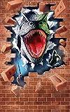 Walltastic Póster de Tela Mural de Dinosaurio