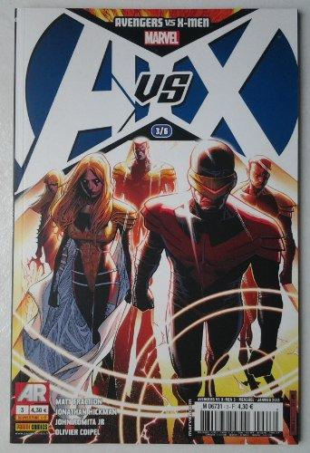 Avengers Vs X-Men 3 1/2