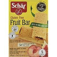 Schär Barres Biscuitées fourrées à la Figue/à la Prune sans gluten 125 g -