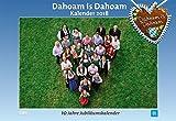 Dahoam is Dahoam 2018 - Broschürenkalender - Wandkalender - mit Jahresplaner - Format 42 x 29 cm -