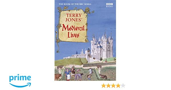 terry jones medieval lives book