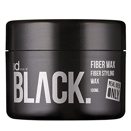 Id Hair for Men Black Fibre Boost Wax 100ml