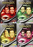 Star Trek Voyager - Series 1-4 (Slimline Edition) (26 DVDs)