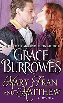 Mary Fran and Matthew: A Novella (MacGregor Book 0) by [Burrowes, Grace]