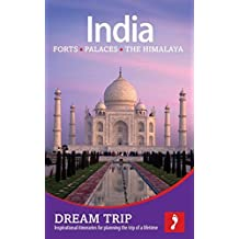 India - The North: Forts, Palaces, the Himalaya Dream Trip (Footprint Dream Trip) by Victoria McCulloch (2013-09-27)