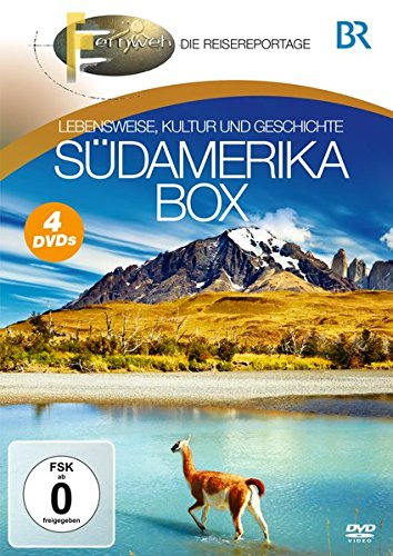 Südamerika Box [4 DVDs]