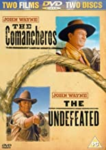 The Comancheros / The Undefeated [Edizione: Regno Unito]