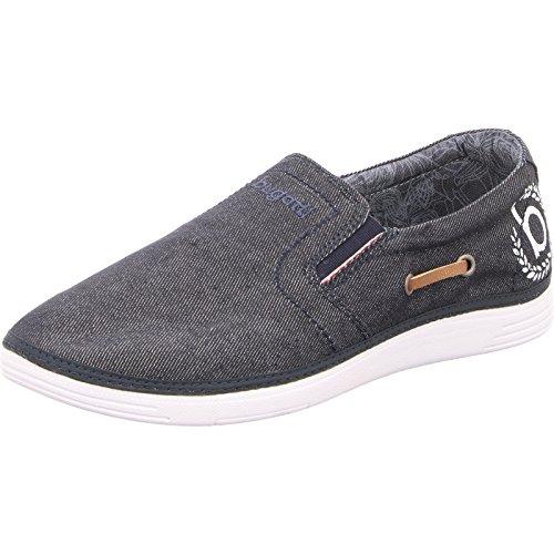bugatti man shoes GmbH Cosmo Größe 42 EU Blau (blau)