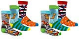 C&C KIDS Kinder Socken,6Pack,19/22,Dinos