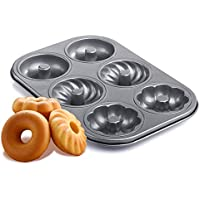 B & Y 6Coppa antiaderente in metallo Regular Muffin e Cupcake Pan Type2