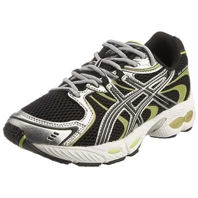 Asics Junior Gel-Nimbus GS Running Shoe Black/Onyx/Lime