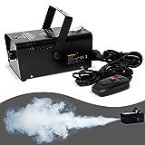 Monzana® Nebelmaschine Smoke Fog Effekt Heimnebelmaschine • 400W • mit Fernbedienung • 300ml Tank