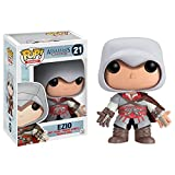 Assassins Creed Black Ezio POP! Figur 10 cm