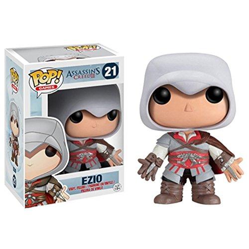 Assassin's Creed – Black Ezio Auditore Funko POP! Figur
