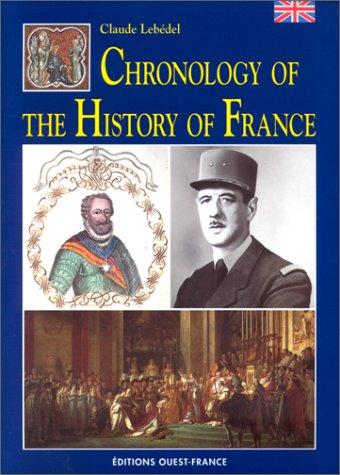 Chronologie Histoire de France (anglais)