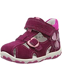 Superfit Mädchen Fanni Geschlossene Sandalen