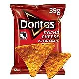 #1: Doritos Nacho Cheese, 39g