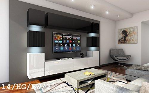 Tv Mbel Schwarz. Cheap Full Size Of Tv Regale Multimedia Heimkino ...