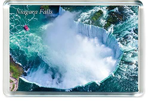 GCT I015 Niagara Falls New York Kühlschrankmagnet USA United States Travel Fridge Magnet