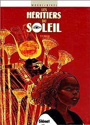 Les Héritiers du soleil, tome 11 : Halija