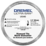 Dremel us540–01ultra-saw 3,5Tile Diamant Klinge